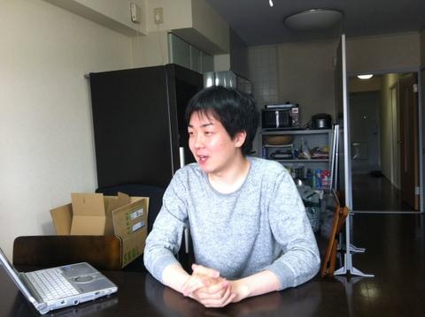 チャンス・フォー・チルドレン代表理事 雑賀雄太さん
